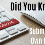 Did You Know? Submit Your Own Design